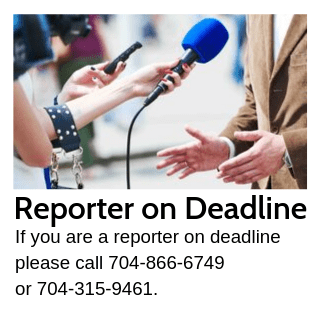 Reporter on deadline 4