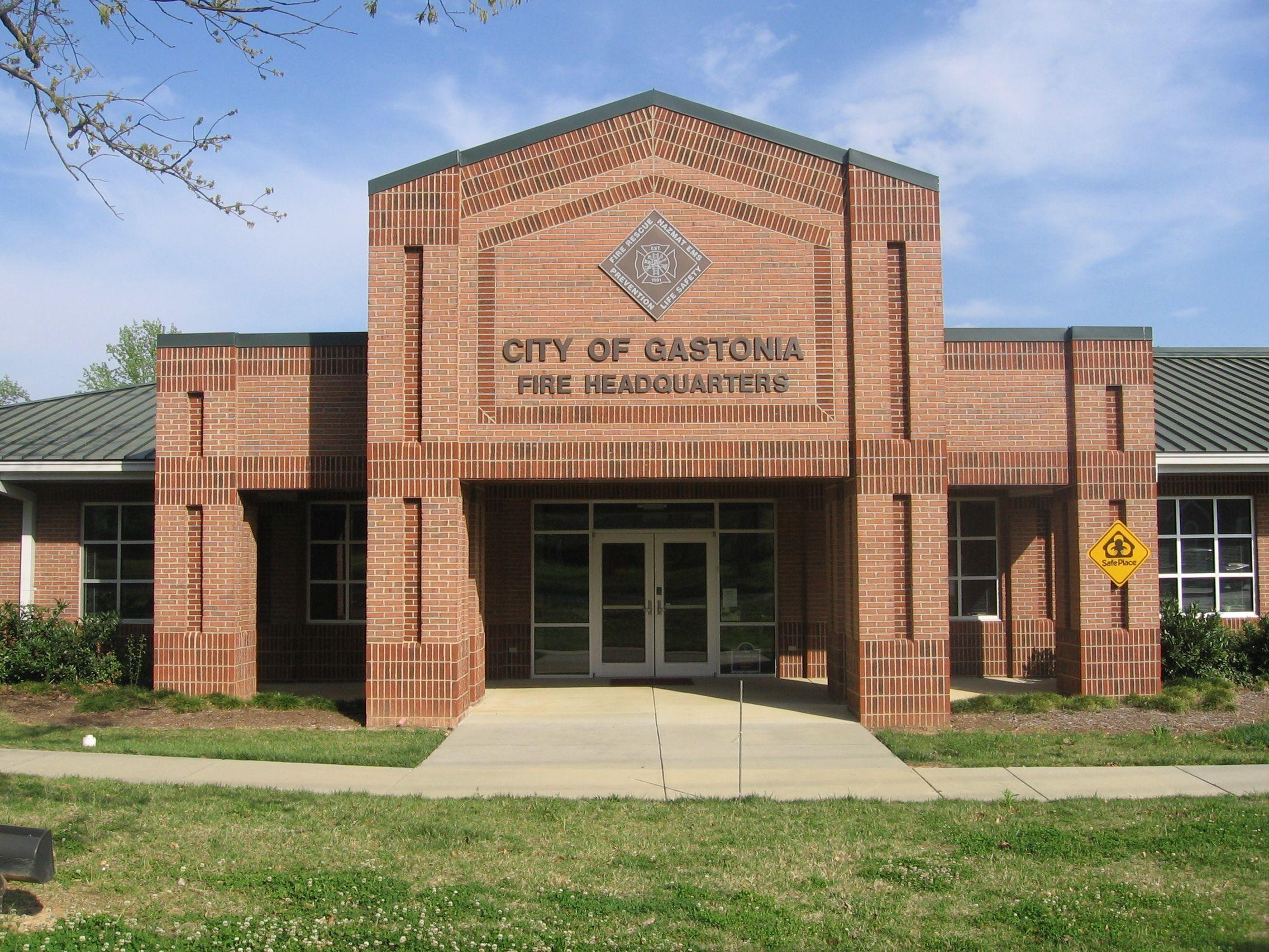 City of Gastonia - Districts & Stations