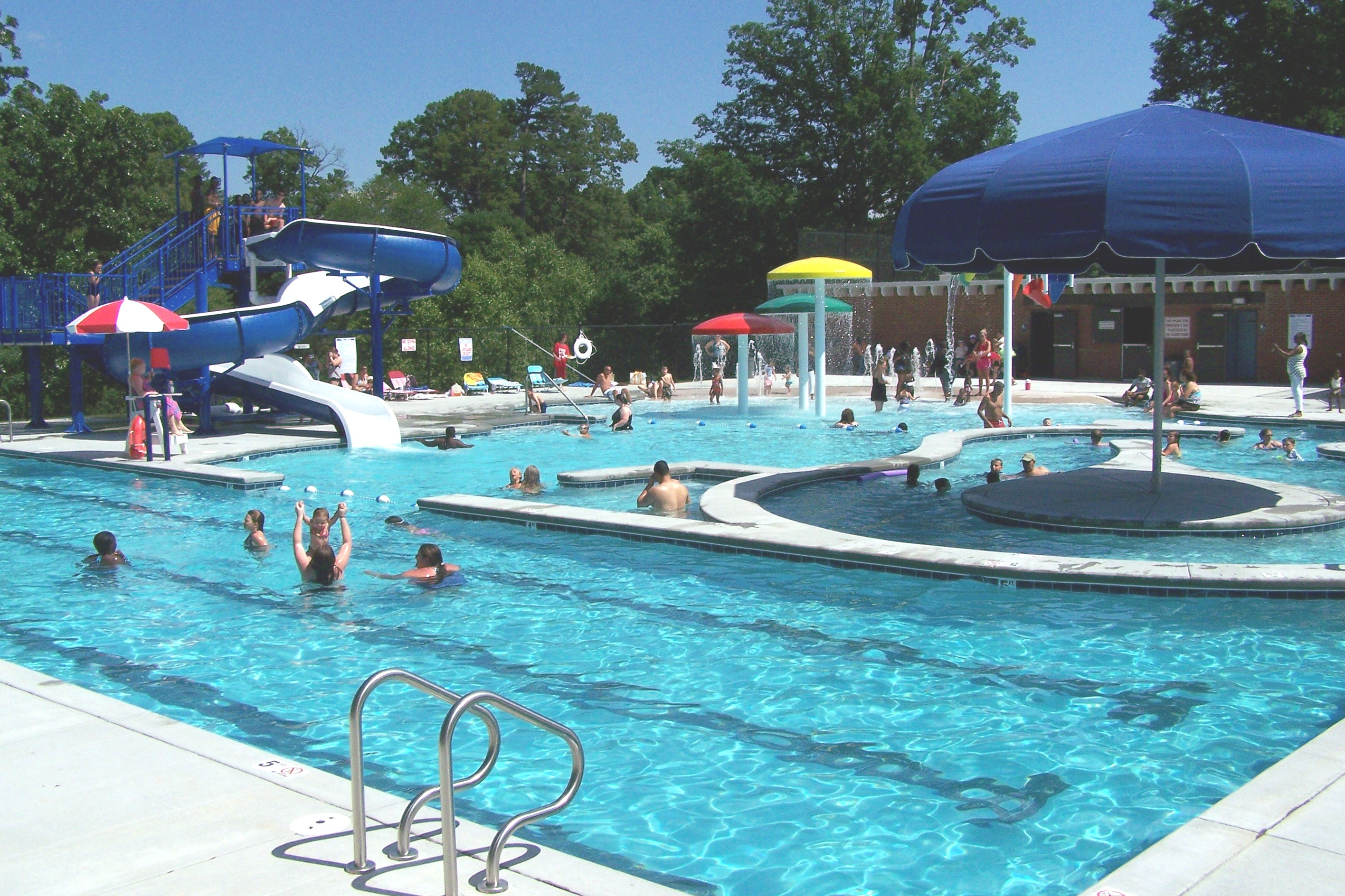 City of gastonia lineberger park pool - Pools on the park swimming lessons ...