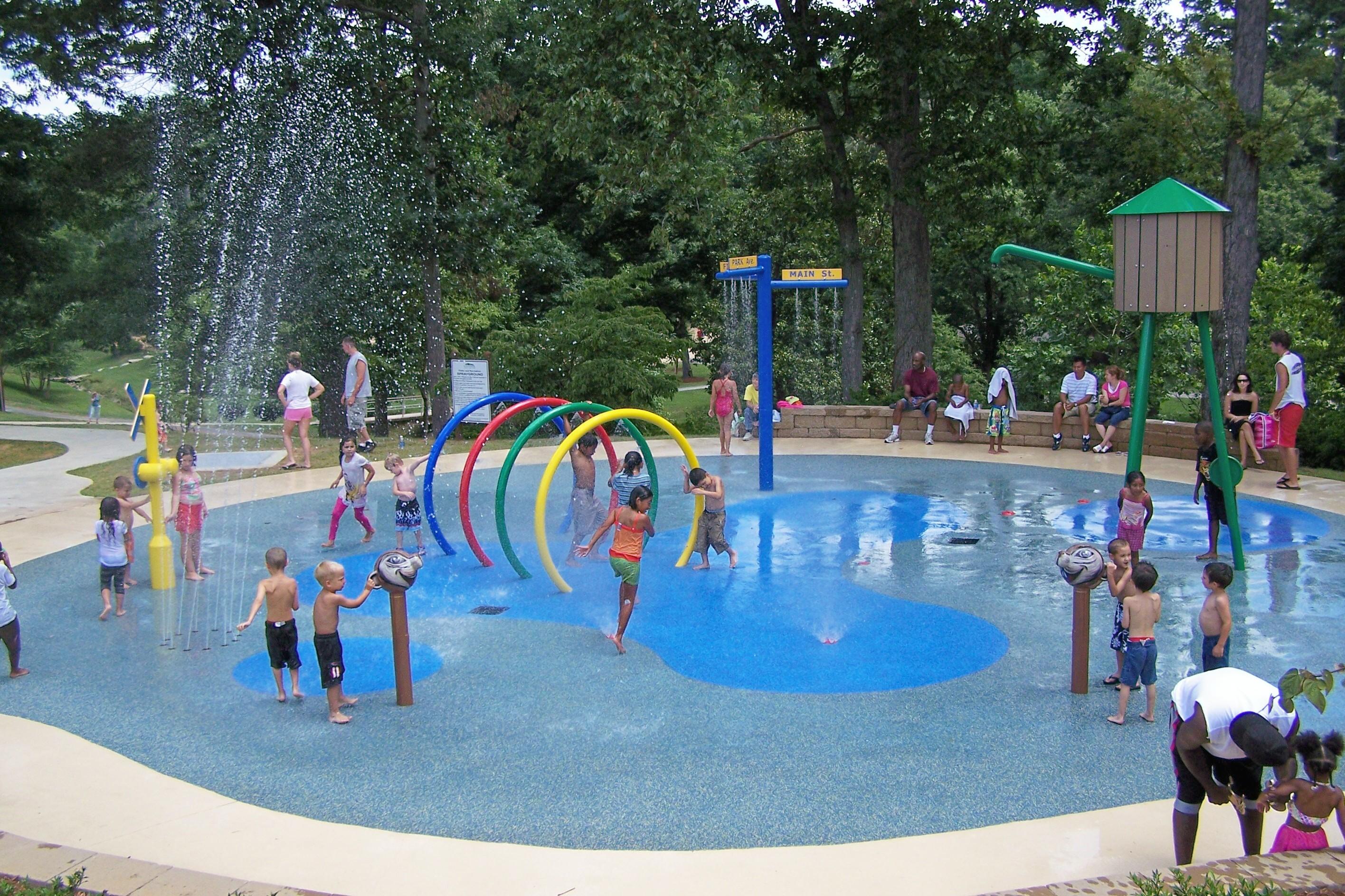 City Of Gastonia Lineberger Park