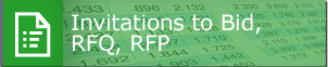 Invitations to Bid - RFQ RFP